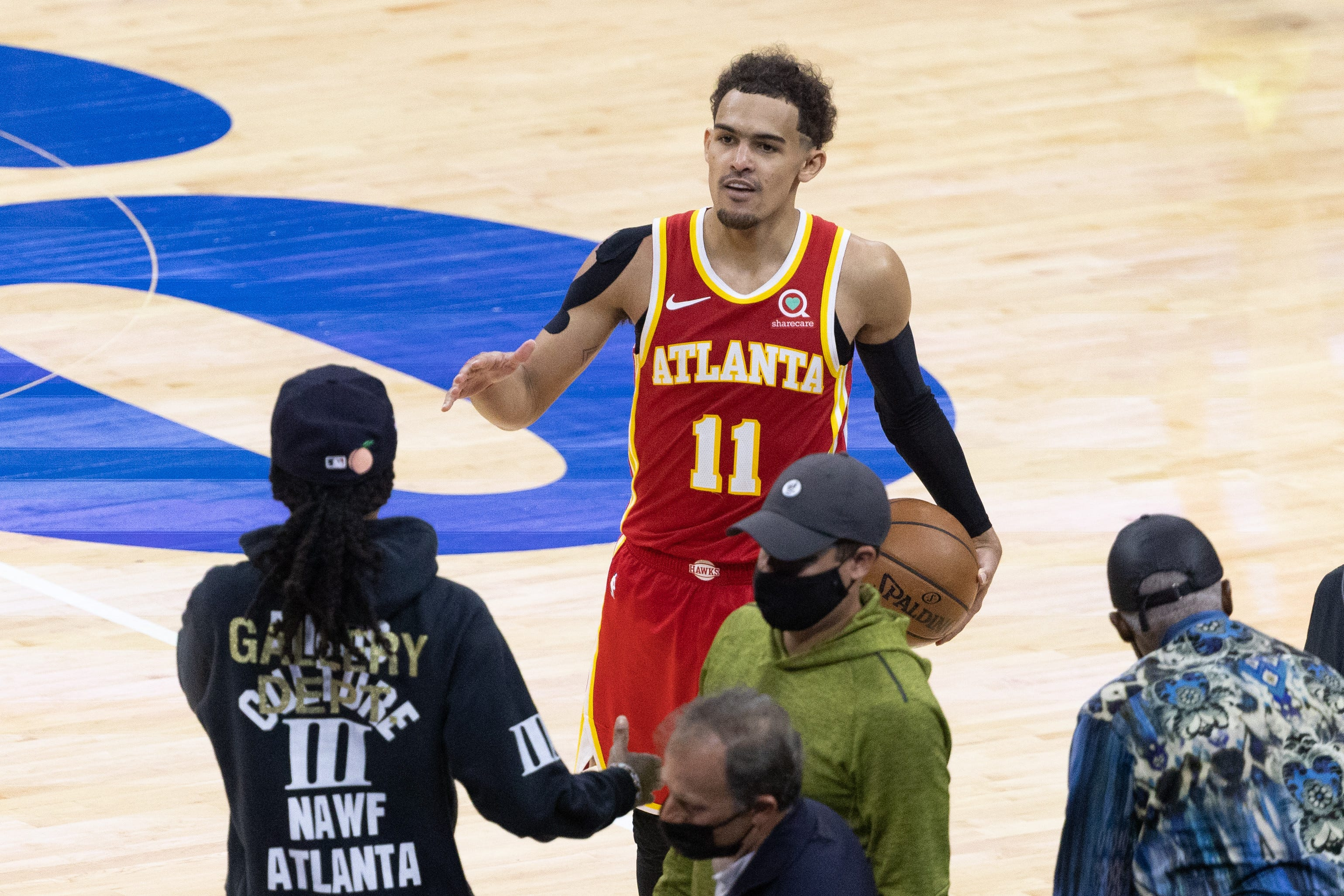 'These guys just don't give up': How Hawks pulled off epic 26-point comeback win vs. 76ers