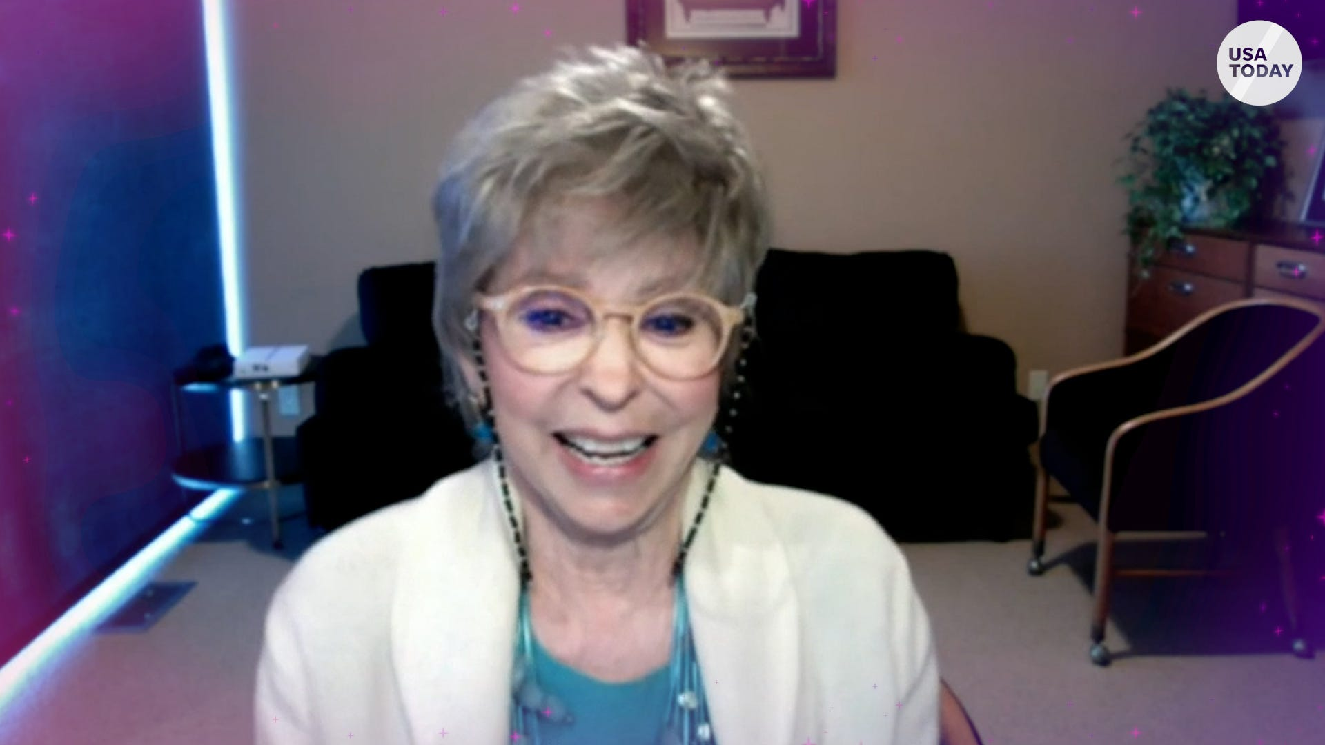 Rita Moreno talks new doc, 'Just a Girl Who Decided to Go for It,' upcoming 90th birthday