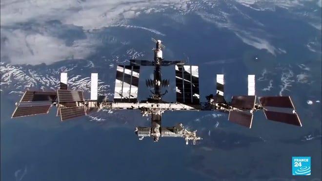 Mire la Estación Espacial Internacional sobrevolar esta semana.