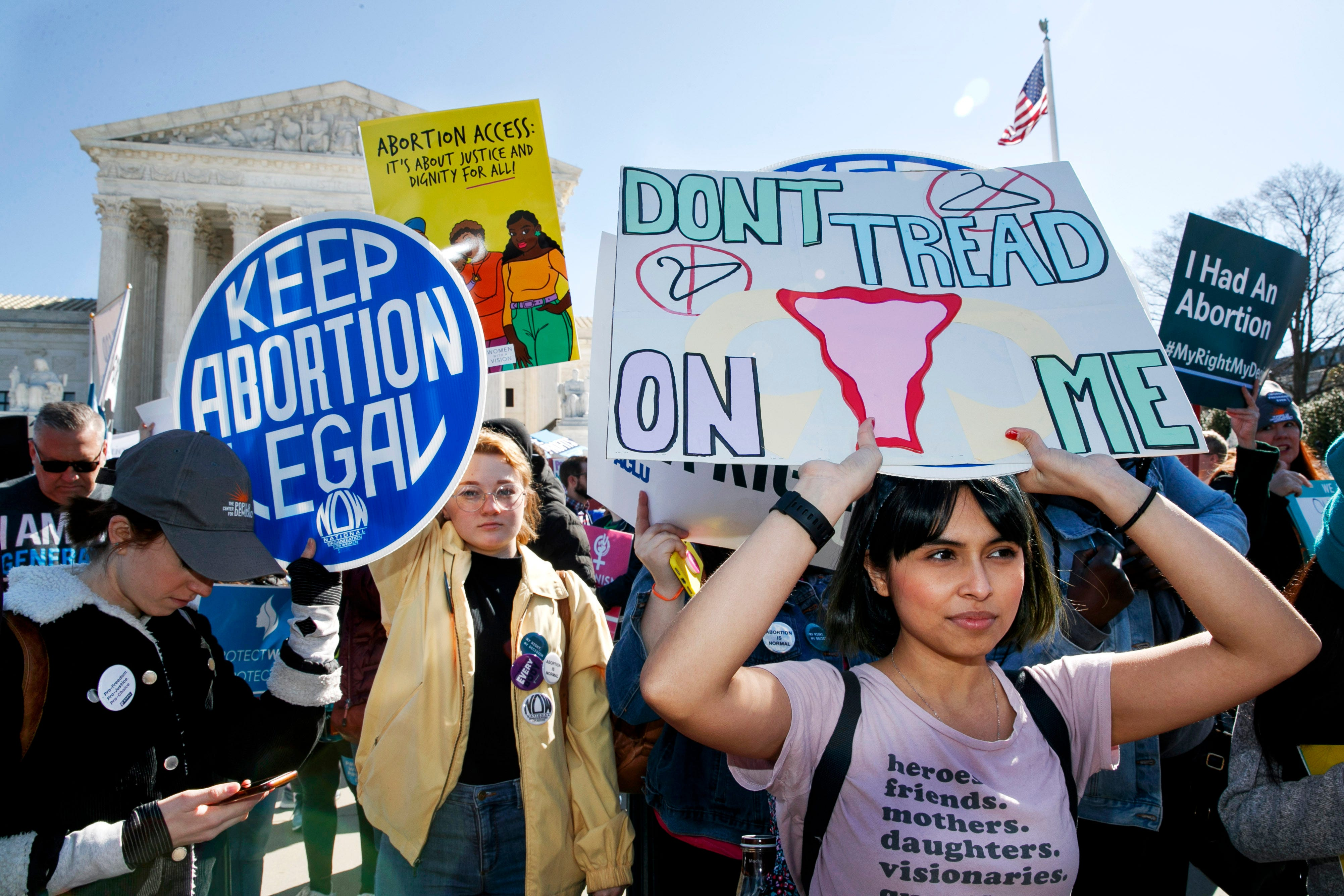 Republicans would miss legal abortion, just like they would have missed Obamacare