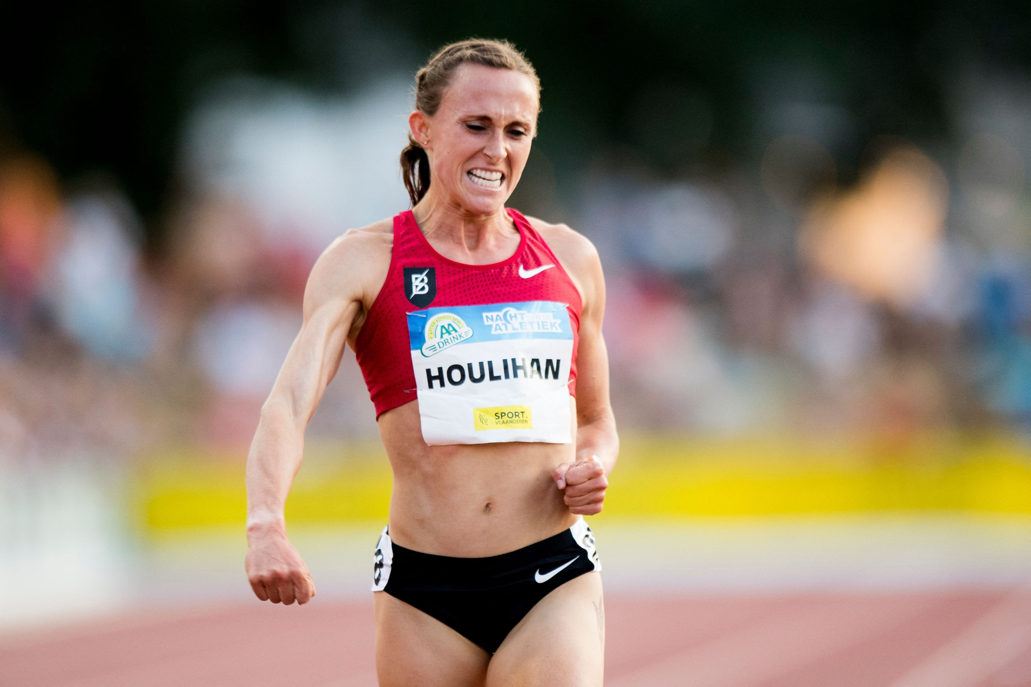 Opinion: Allowing Shelby Houlihan to run while banned destroys American credibility