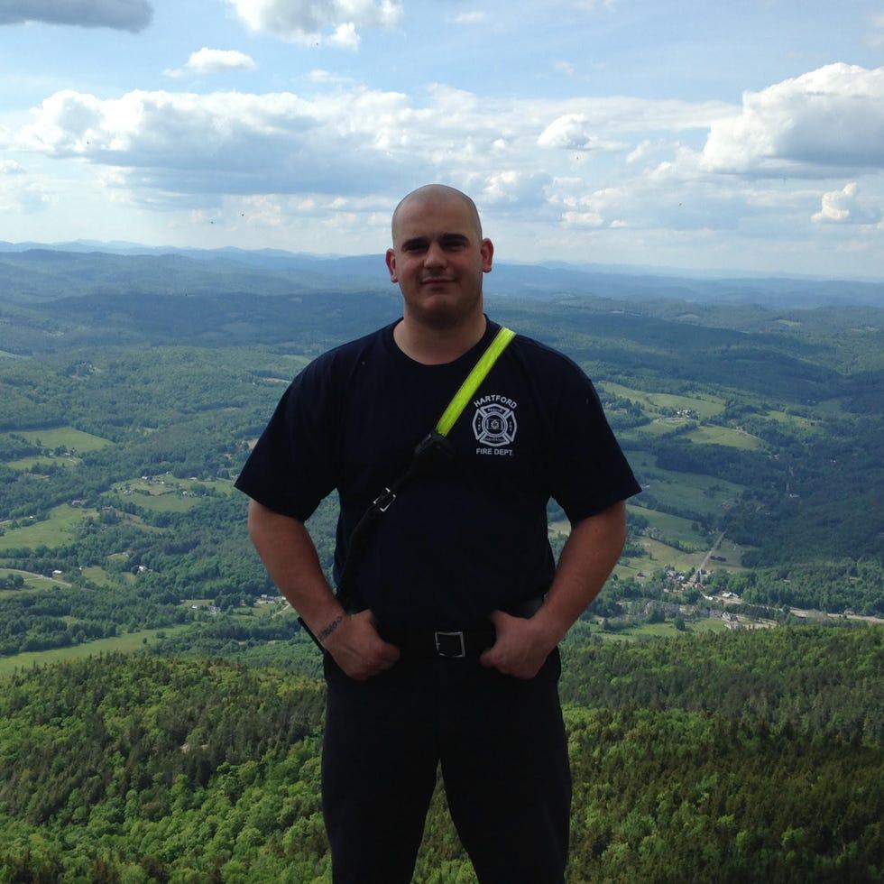 Wesley Black in Brownsville, Vermont, in June 2016.