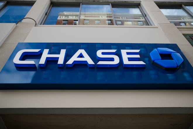 A Chase bank location in Philadelphia.