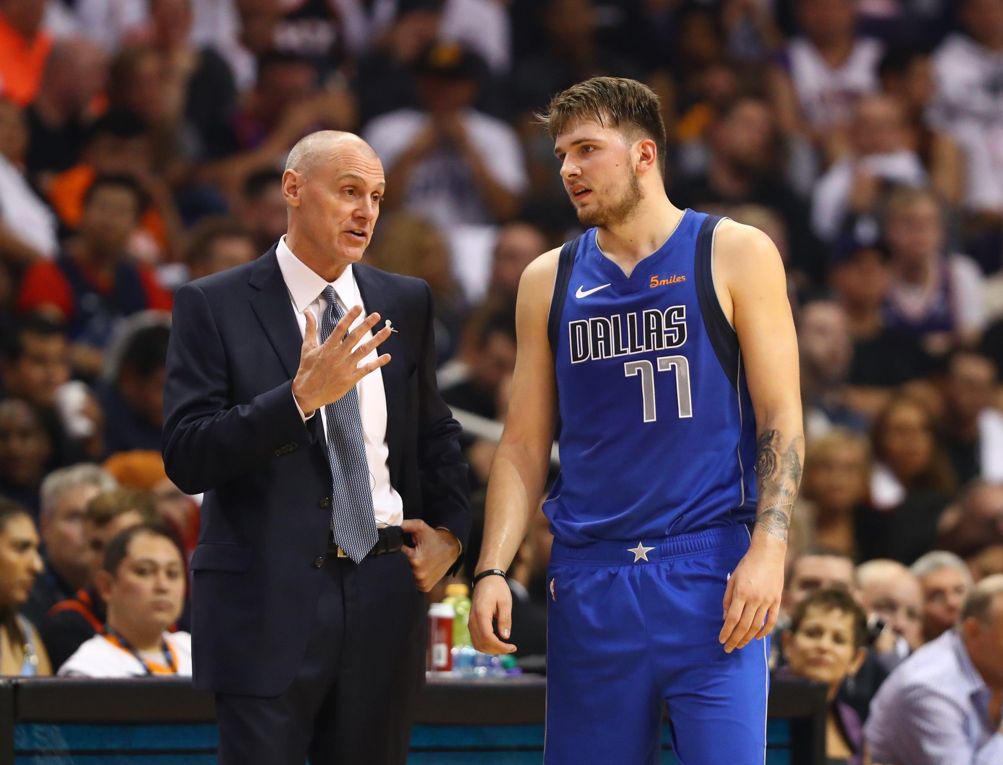 Longtime Dallas Mavericks coach Rick Carlisle steps down after 13 seasons