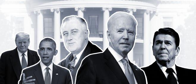 Biden New Deal plans