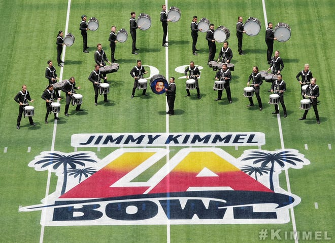 The Jimmy Kimmel LA Bowl will be staged at SoFi Stadium in Inglewood, California.