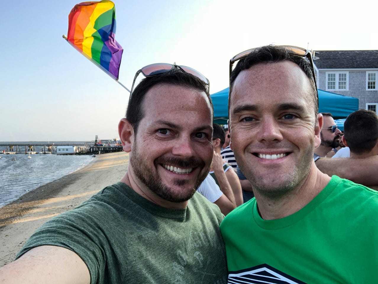 A gay couple faced harassment for 5 years. Handwriting analysis led to a suspect: A neighbor.