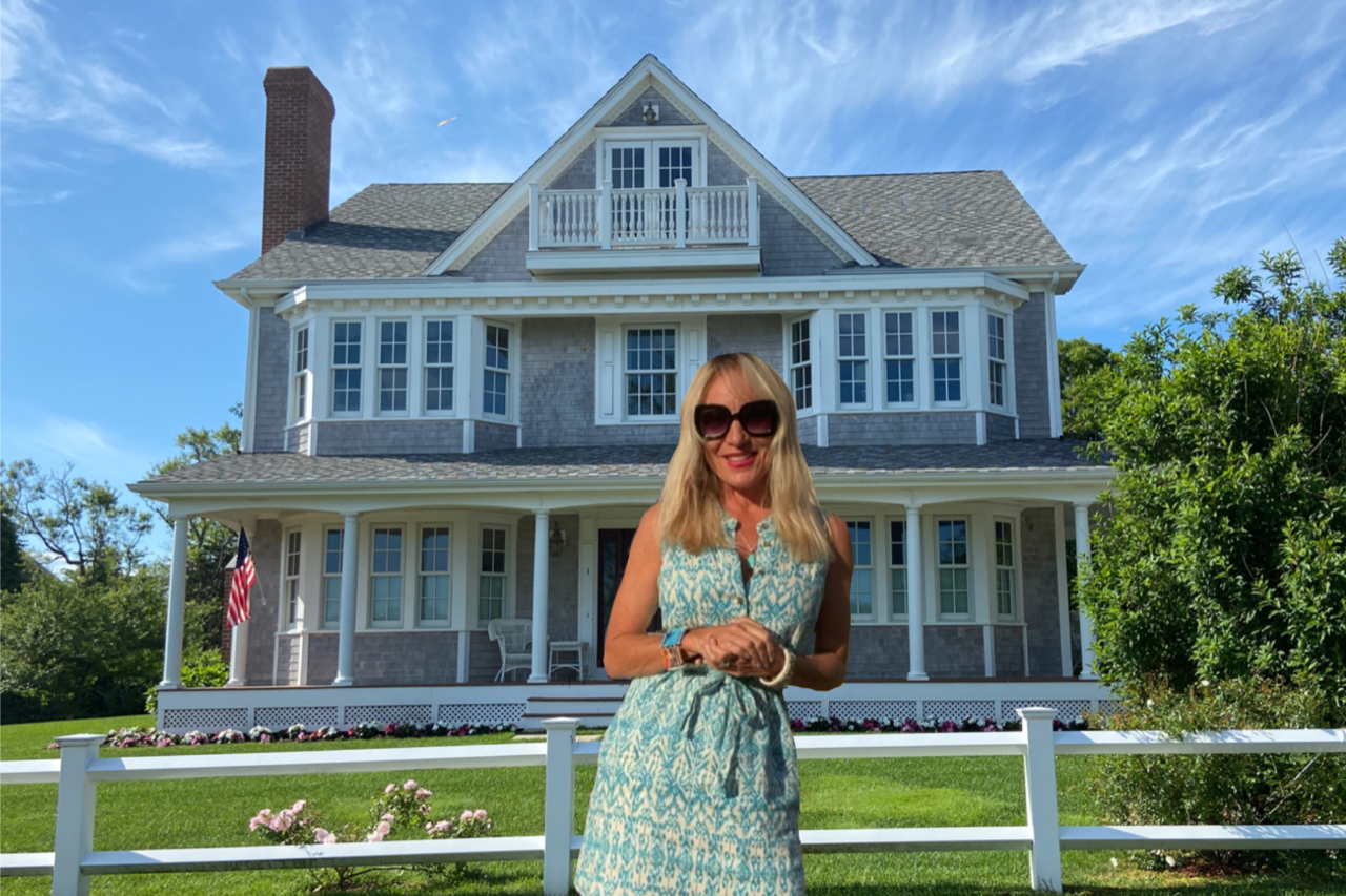Wendy Allyson is a realtor who specializes in Cape Cod properties.