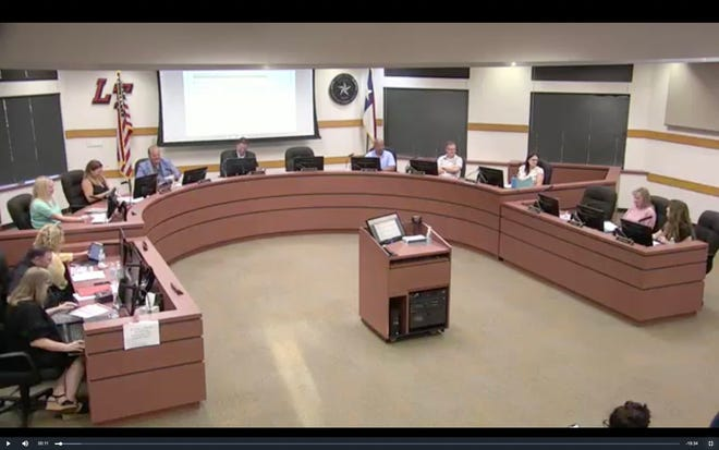 The Lake Travis school board voted  to give a 2% midpoint raise for all district employees.