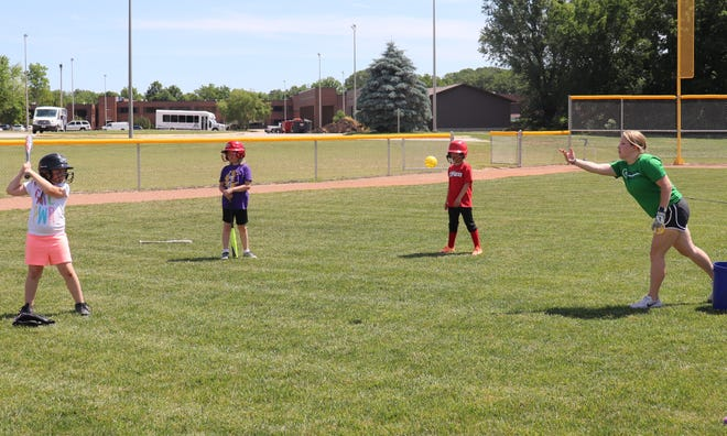 Participants from 8-18 are learning new skills at the athletic camps being held this summer at Spoon River College in Canton. Visit www.src.edu or the Spoon River College Athletic Facebook for details and to register.