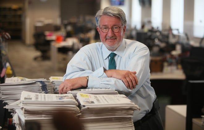 Columbus Dispatch Executive Editor Alan Miller