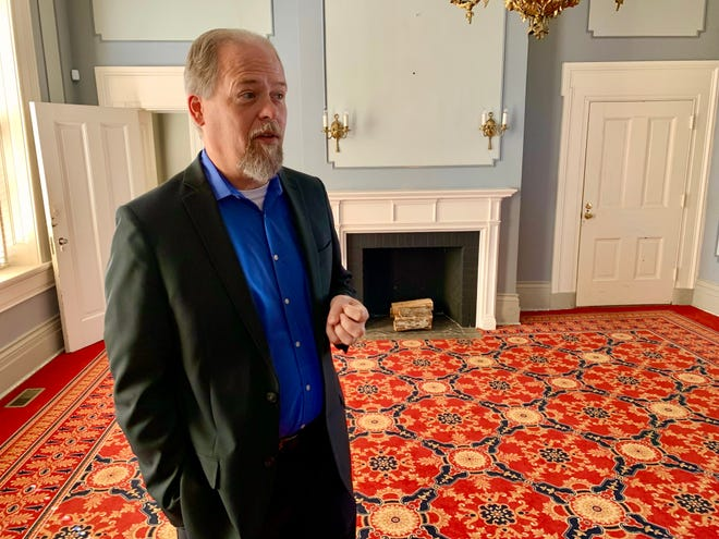 Battle of Franklin Trust CEO details the organization's plans after recently taking over management and operations at Historic Rippavilla in Spring Hill.