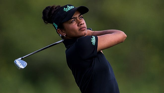 Ramya Meenakshisundaram of Jacksonville, who plays at the University of South Florida, is among the players in the field for the First Coast Women's Amateur at Sawgrass.