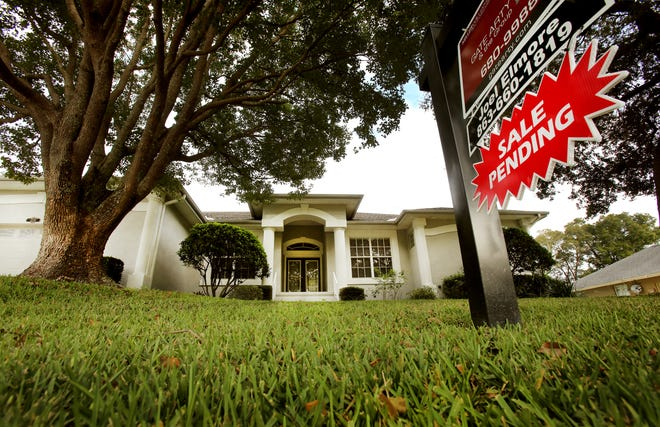 Inventory is at record lows in Polk County and across the nation, which means buyers have to do a lot more than usual to secure a sale.