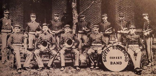The South Rockwood Cornet Band.
