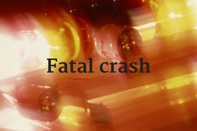 A Texas woman died Sunday after being struck by three vehicles as she was walking across Ohio 2 in Margaretta Township.