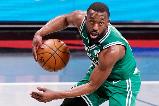 Celtics guard Kemba Walker, while productive when he played, missed 29 games because of a nagging knee injury.
