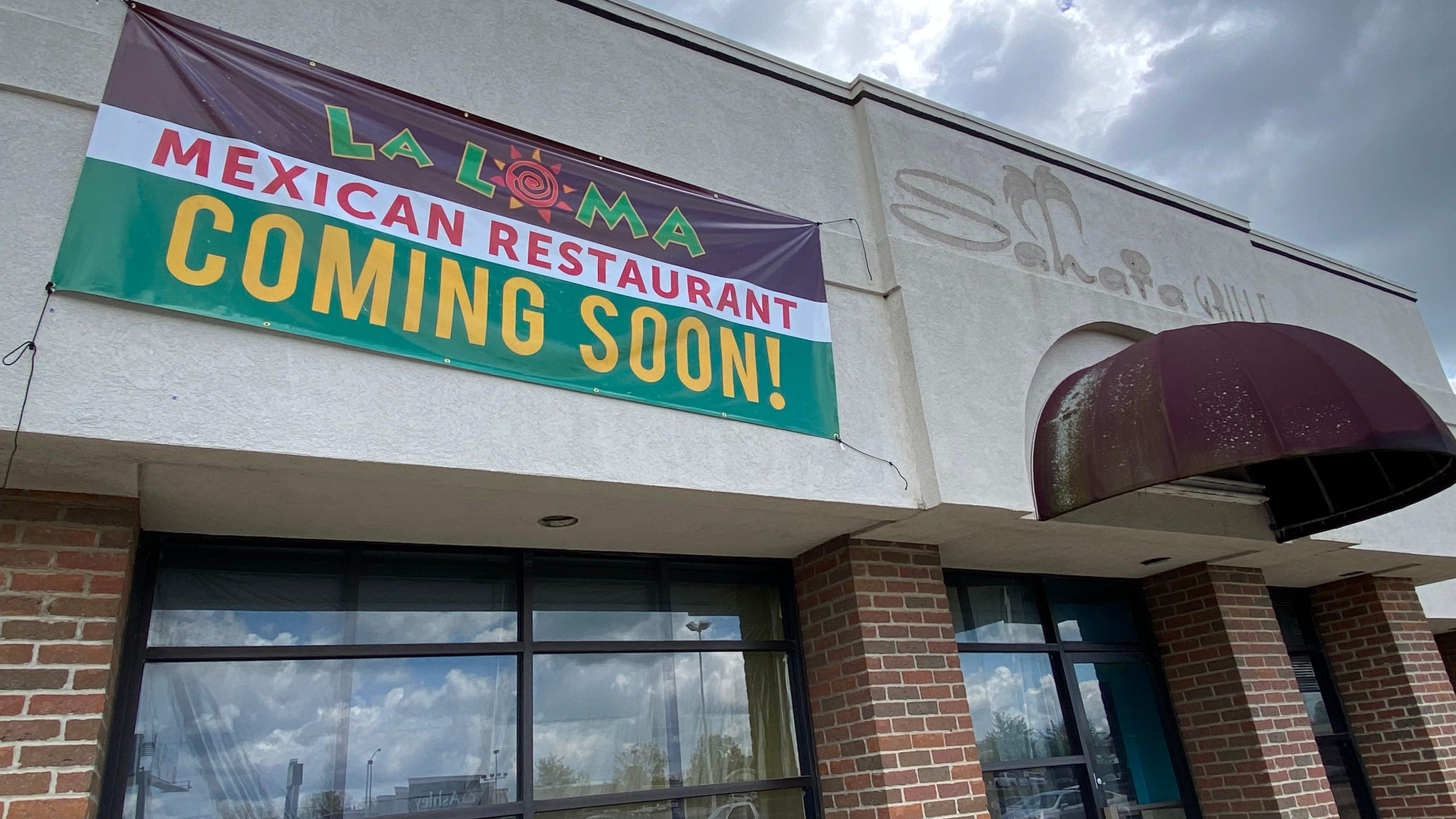 La Loma, il famoso ristorante messicano di Akron, ha aperto una sede nella contea di Stark al 4794 di Dressler Road NW nell'area del Belden Village Mall.