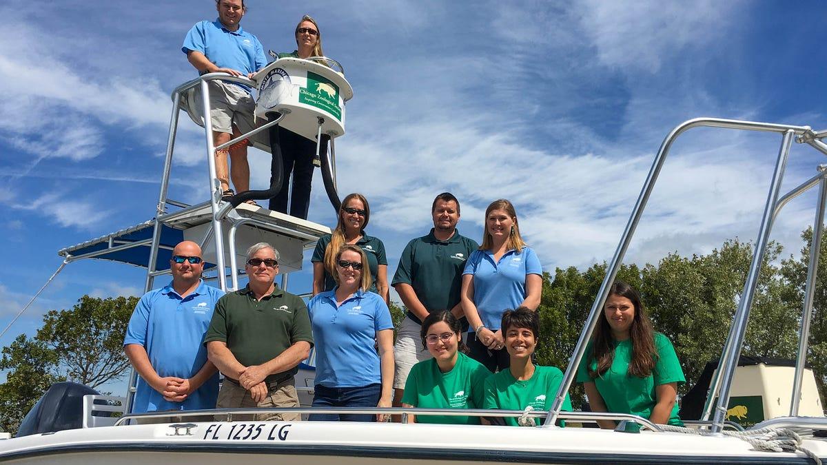 Sarasota Dolphin Research Program earns global Disney Conservation Hero Award