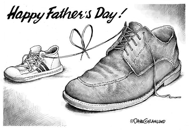 Celebrating the ties between father and child on Father's Day