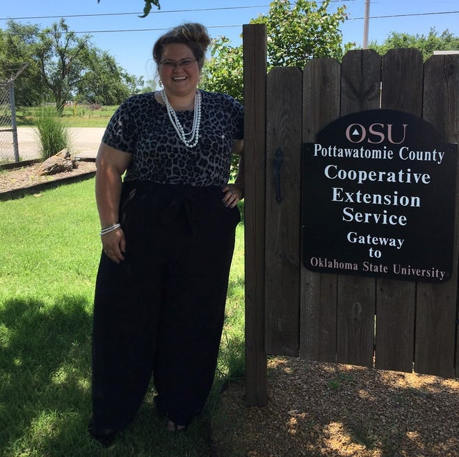 Tia Rozell started on June 7 as county 4-H extension educator.