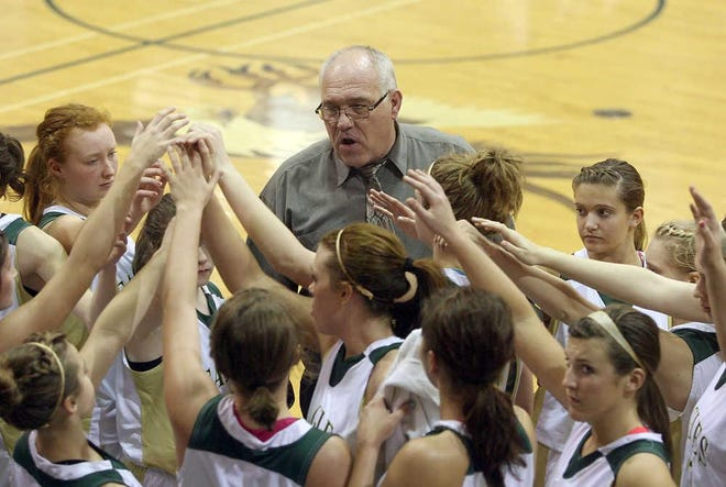 After 44 years, 951 victories and four state championships, Olpe girls basketball coach Jesse Nelson is retiring. Nelson is the all-time winningest coach in state history.