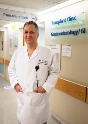 Dr. Adel Bozorgzadeh at UMass Memorial Medical Center