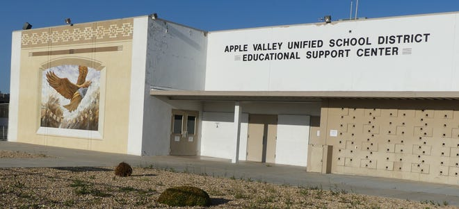 The Apple Valley Unified School District has begun searching for a provisional appointee to fill the seat of former Board Trustee Adeline Blasingame, who resigned earlier this month and is under investigation by the San Bernardino County District Attorney's Office.