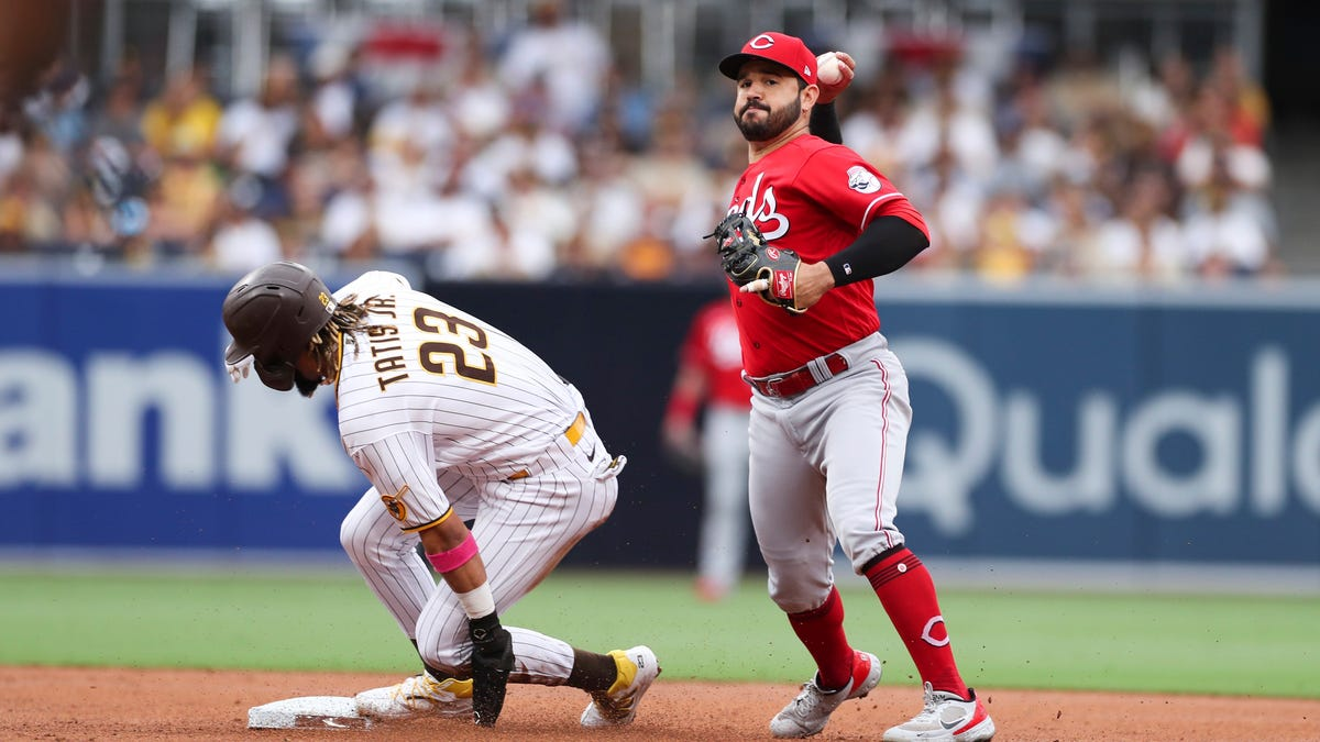 San Diego has won each of the first two games of the Reds vs Padres series, and playing on the road hasn't been kind to Cincinnati.
