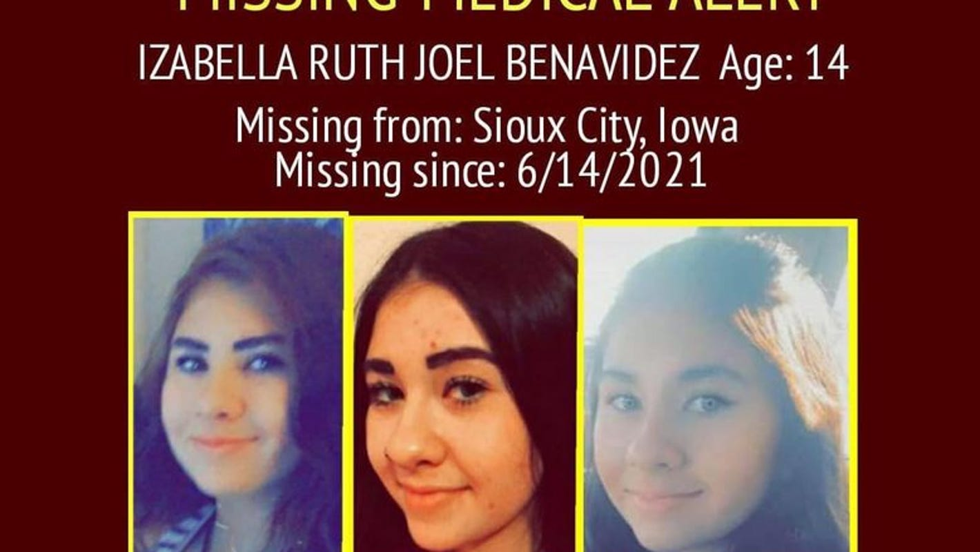 Parents ask for help finding Grimes teen missing from Sioux City treatment center
