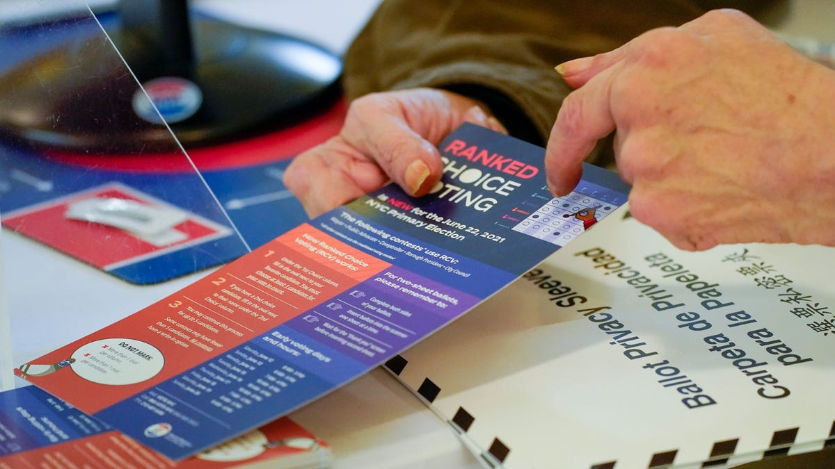 NYC mayoral primary will be big test for ranked vote system 3