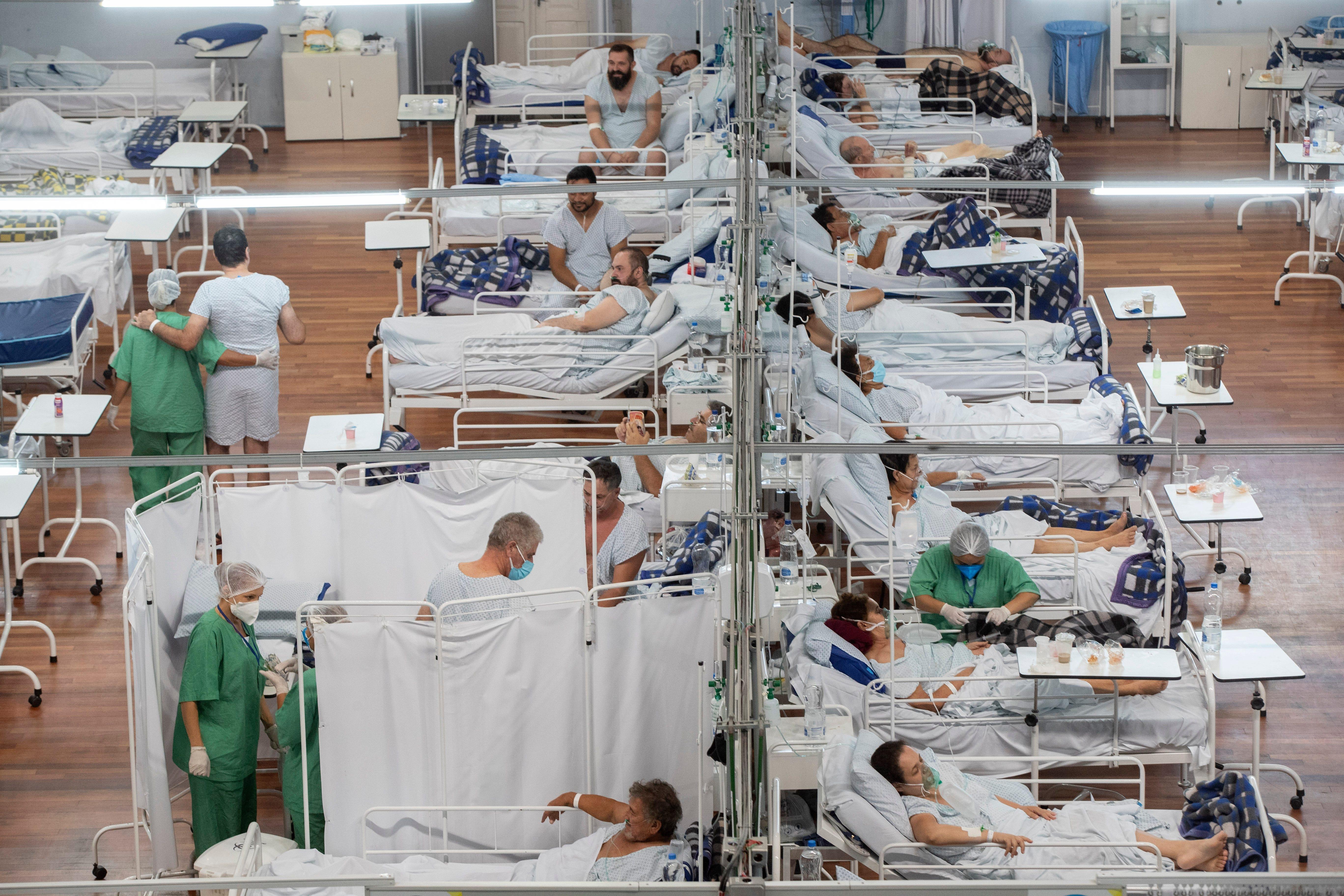 Brazil still debating dubious virus drug amid 500,000 deaths 2