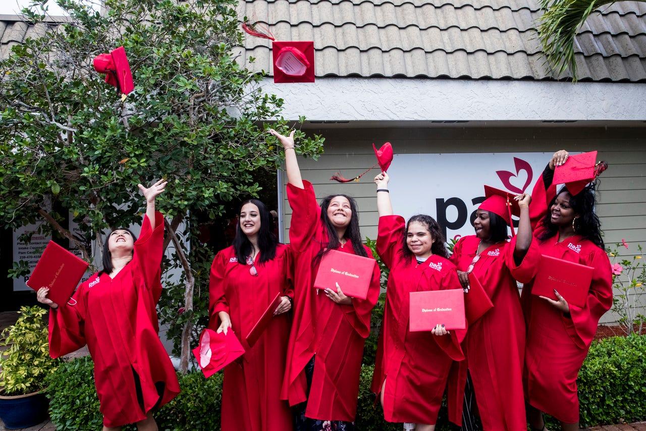 Graduation 2021: Pace Center for Girls 3