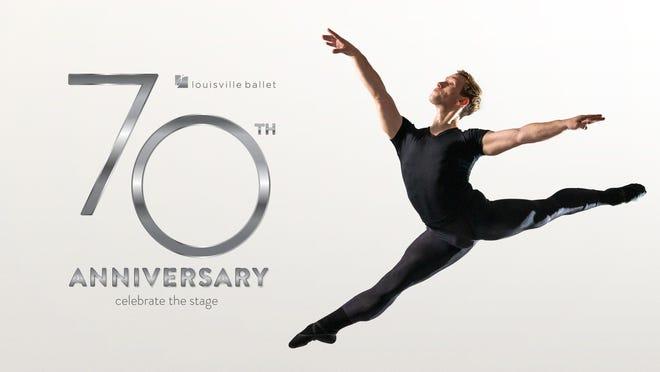 Louisville Ballet has announced its 2021/22 70th anniversary season.