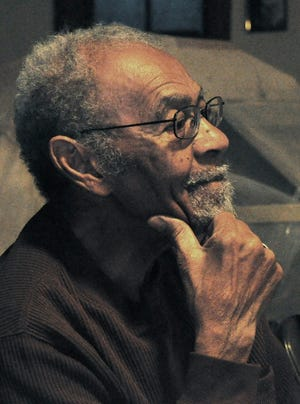 Clarence Fielder taught African American history at New Mexico State University from 1970 to 2010. NMSU's Board of Regents approved the naming of a wing of Breland Hall which houses the Department of History in his honor.