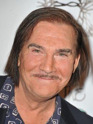 John Paragon arrives at The Groundlings 40th Anniversary Gala at Hyde on Sunday, June 1, 2014, in Los Angeles.