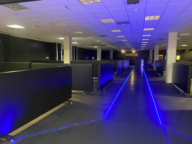 Virtual reality arcade The Gaming Lab opened in Fort Gratiot Township's Birchwood Mall on June 18, 2021.