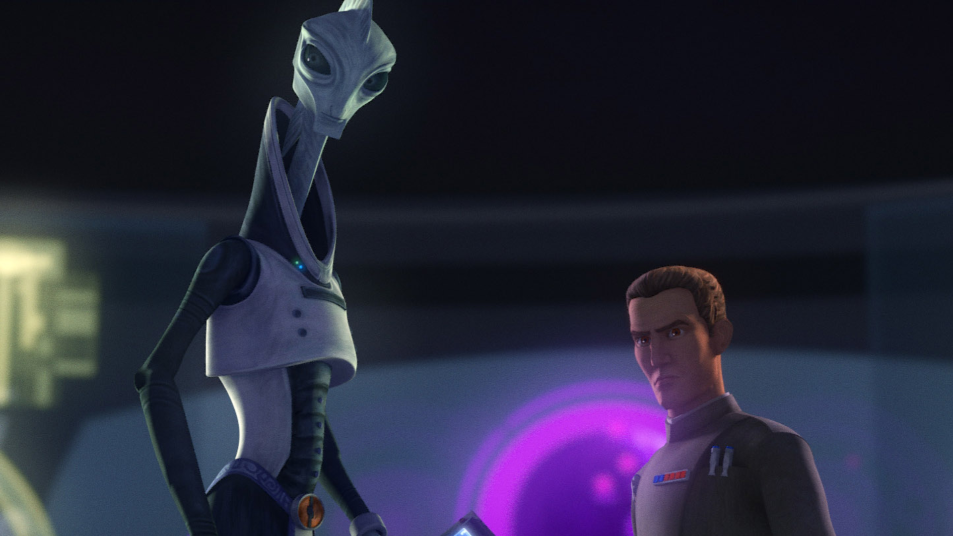 Another 'Clone Wars' fave surfaces in 'Star Wars: The Bad Batch'
