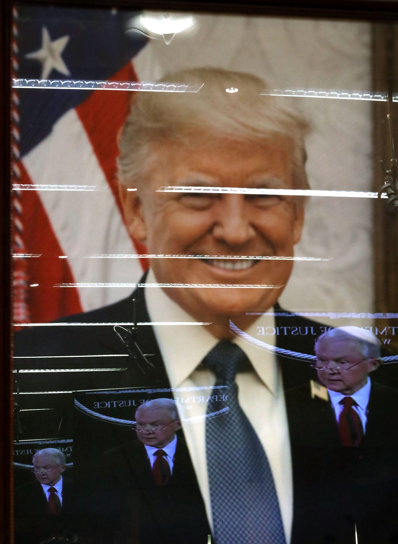 Trump DOJ takes extreme measures to another level