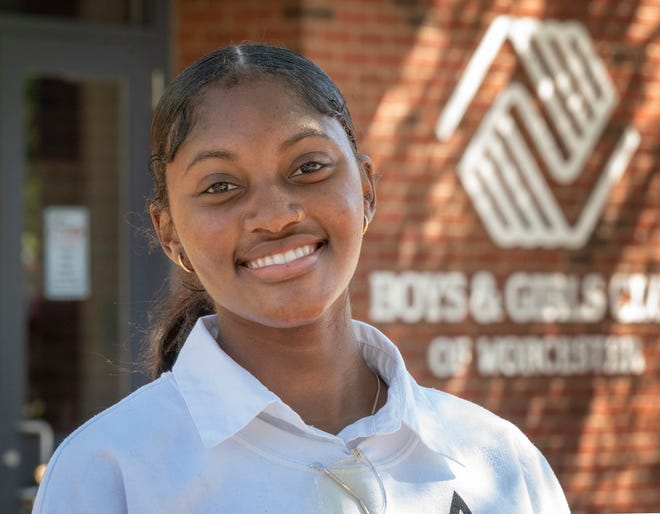 Tyra Jenkins is the 2021 Youth of the Year at Boys & Girls Club.