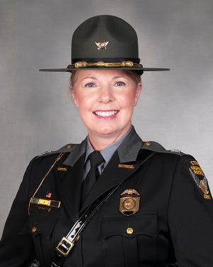 Lt. Col. Marla Gaskill