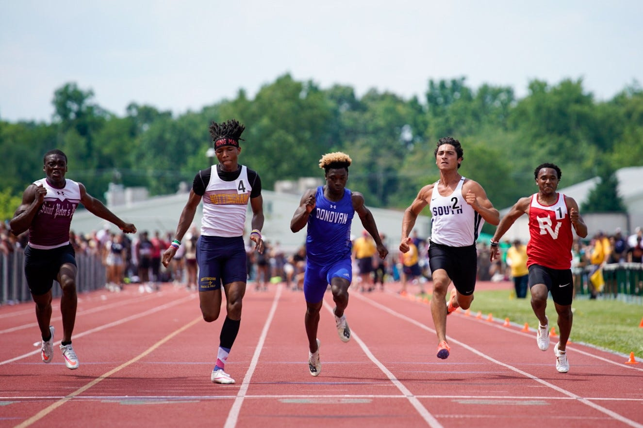 WATCH: Shore Conference Track Meet of Champions highlights