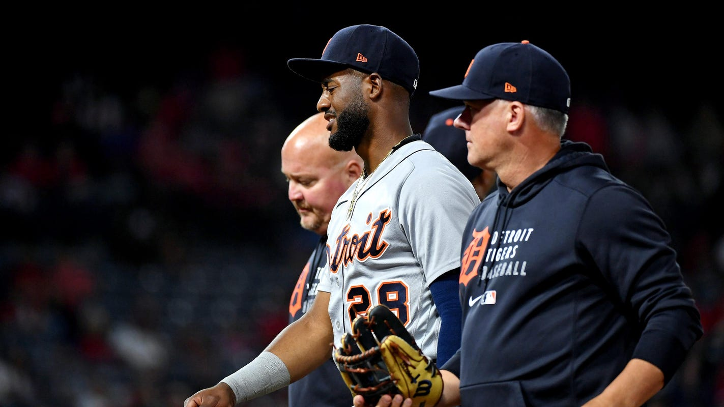 Detroit Tigers' ugly loss made worse by Niko Goodrum's nasty finger injury