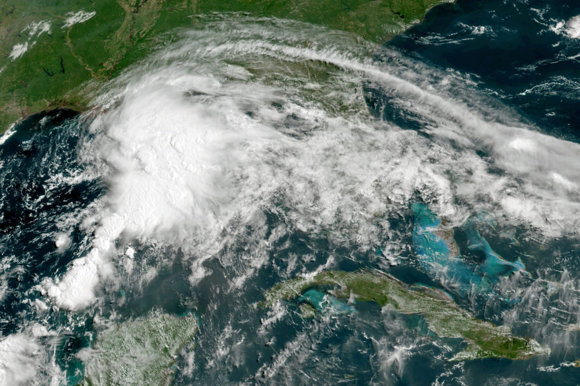 Storm expected to be another blow to Gulf Coast businesses 2