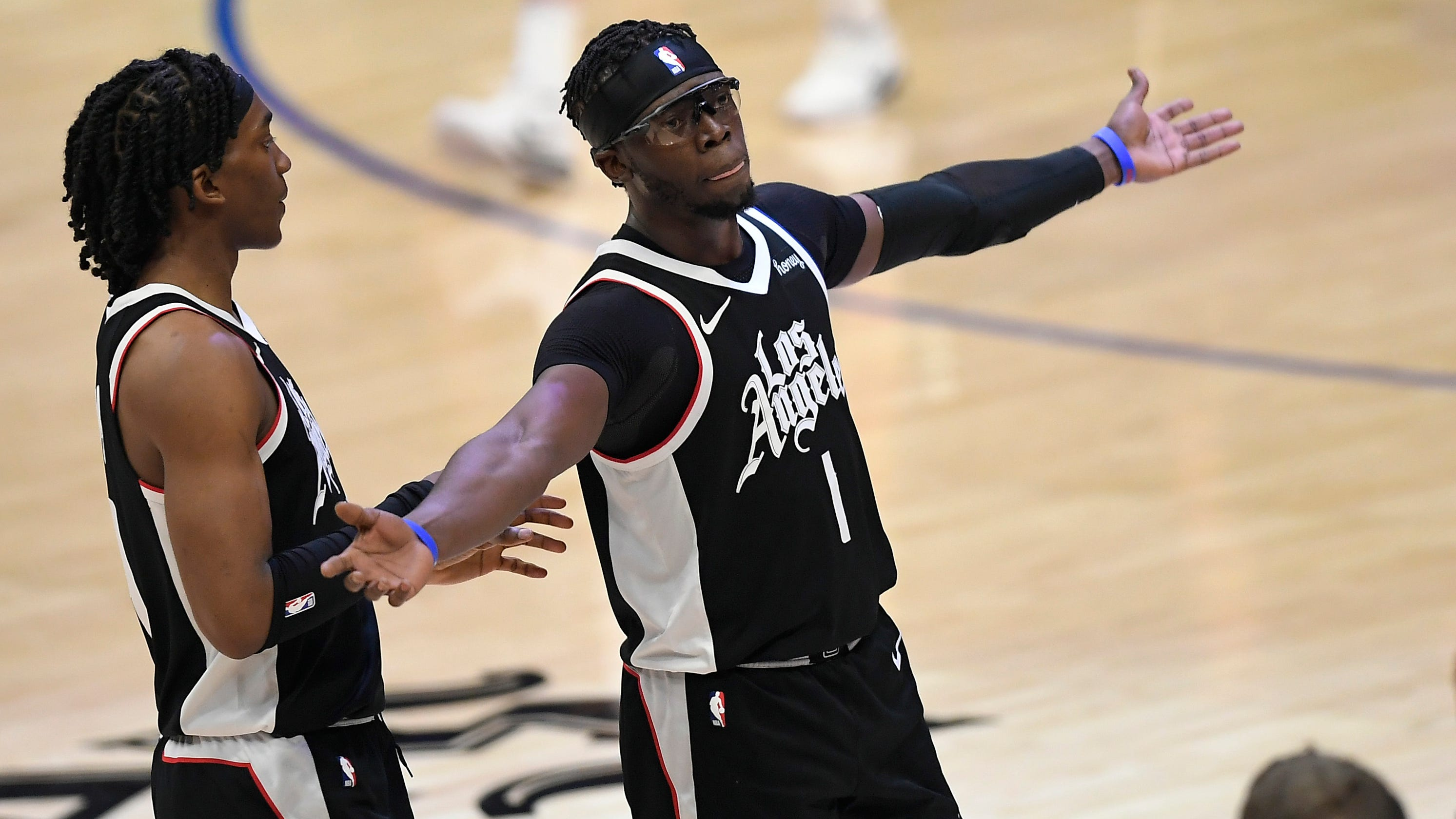 Clippers shock Jazz to finally break through to Western Conference finals: 'You felt the monkey off of the Clippers' back'
