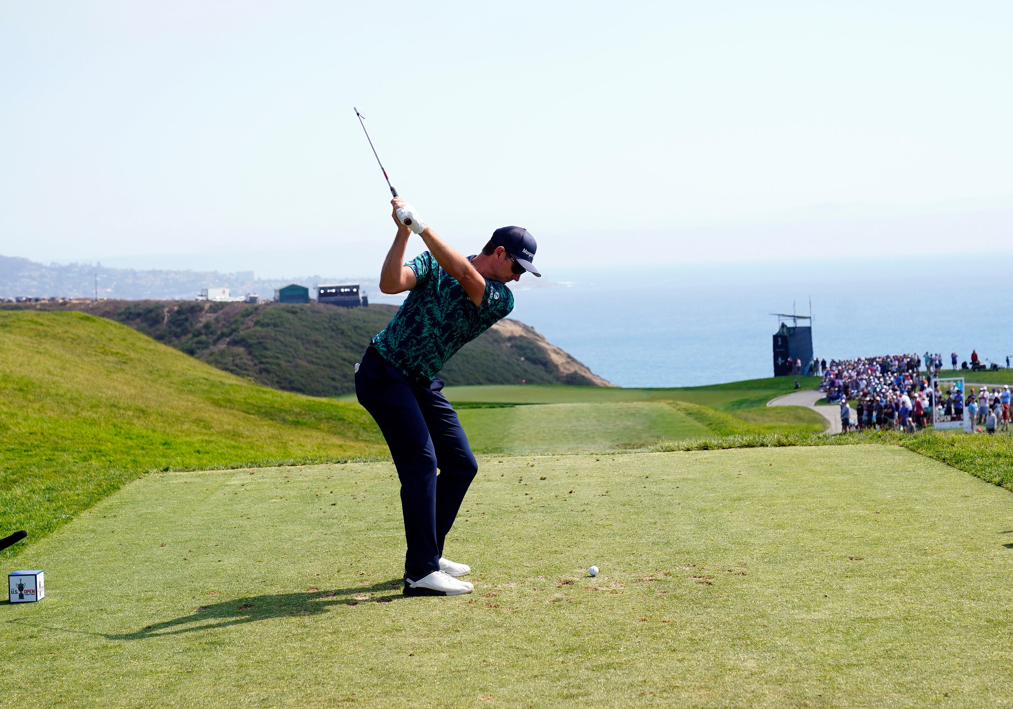 US Open final round: Sunday schedule, tee times, TV and streaming information