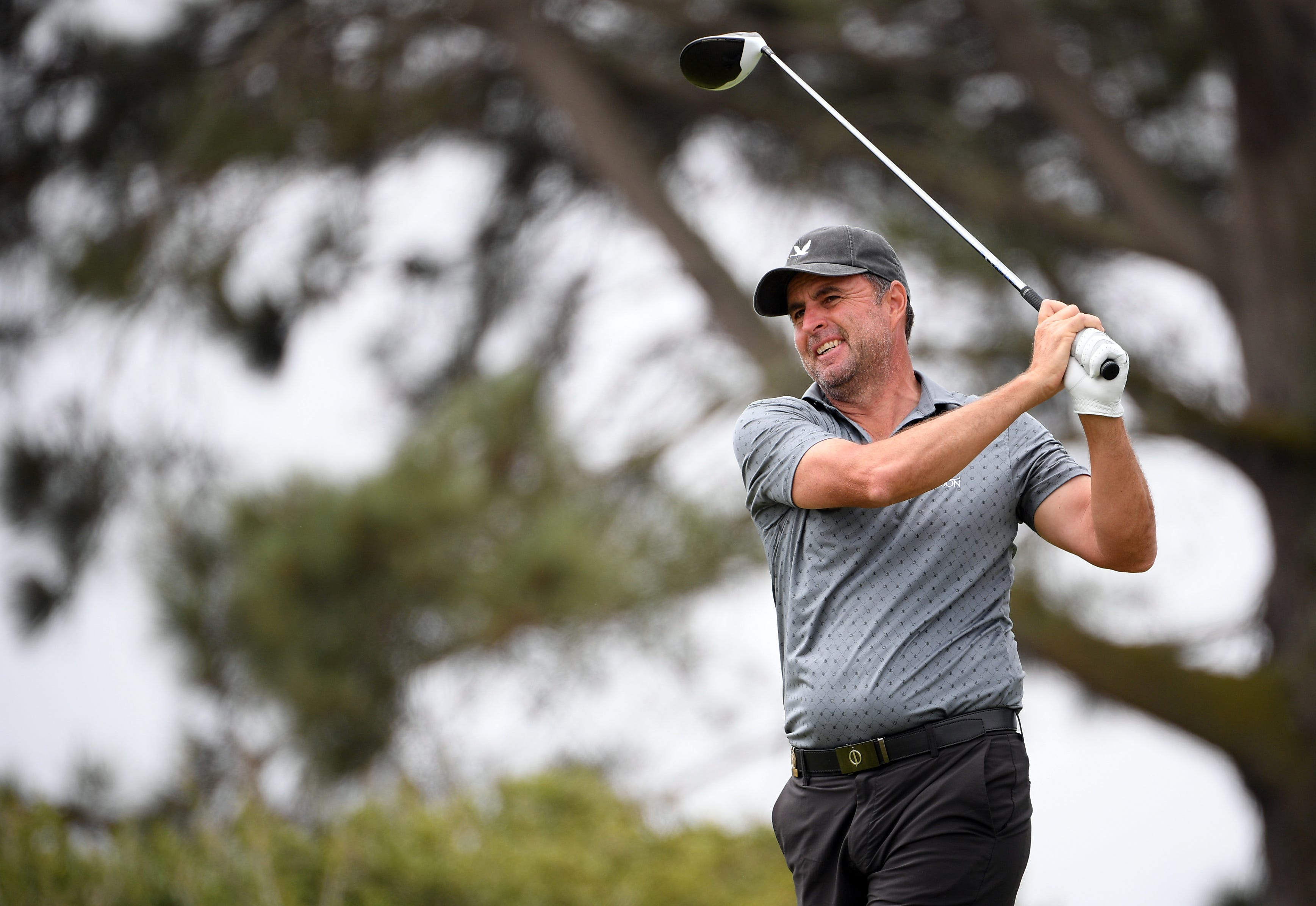 Meet the unheralded Englishman tied for lead at U.S. Open