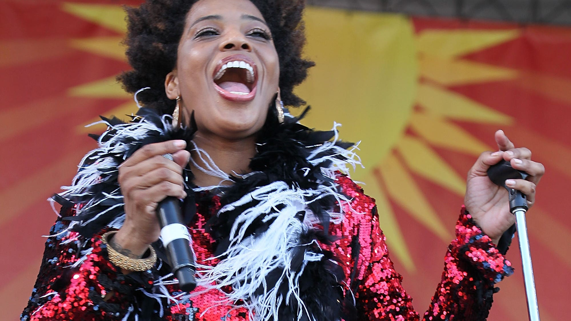 'It's time for a reset': Macy Gray proposes to change American flag on Juneteenth