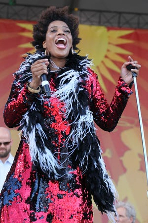Singer Macy Gray said on Juneteenth the American Flag needs an update to better represent the country as it is today.