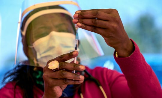 COVID-19 'third wave' surges in Africa, where only 1% are vaccinated
